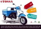 Pico blue white